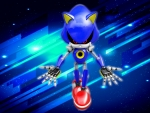Behold, Metal Sonic!