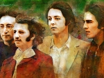 Artwork of The Beatles