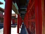 Forbidden Palace Architecture