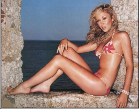 Think, that Jenny frost bikini remarkable, rather