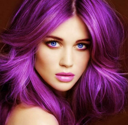 Vibrant Hair Color Streaks  Photography Amp Abstract Background Wallpapers