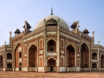 stonework of the mughals humayuns tomb