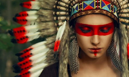 native american girl models female amp people background