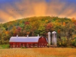 Autumn in Wellsboro