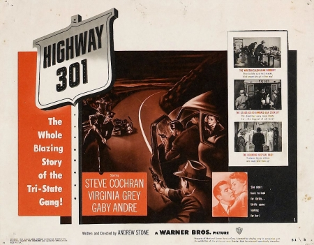Classic Movies - Highway 301 (1950)
