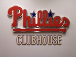 Phillies Clubhouse