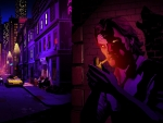 'The wolf among us'.....