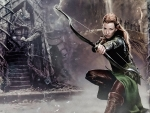 tauriel in the hobbit