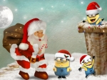 Christmas Minions Theme by MaDonna
