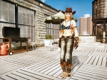 Cowgirl In The City