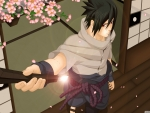 sasuke before battle