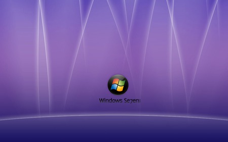Wallpaper 79 - Windows 7 - seven, 7, purple, windows, windows 7, vista, microsoft, ball