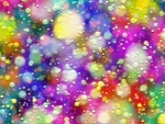 Colorful Textured Bubbles F