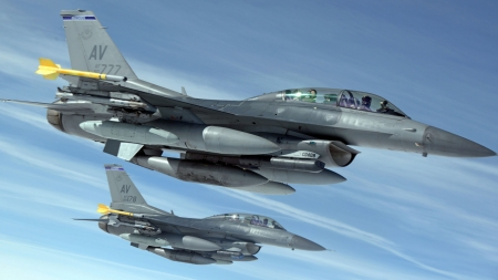 F16 - cool, military, f16, aircraft, fun