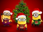 merry christmas minions