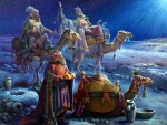 ...And the Wise Men Came
