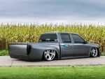 Slammed GMC Canyon