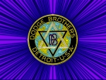 1914 Dodge Brothers Emblem       abstract