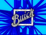 1914 Buick Emblem         abstract