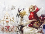 Christmas Final Fantasy