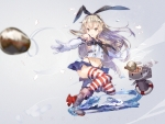 Shimikaze Destroyer