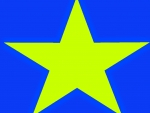 Star Yellow Blue