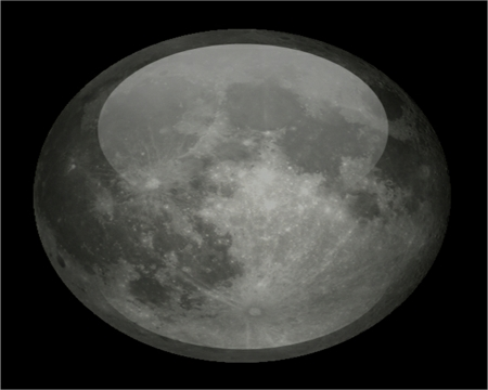 Moon - space, moon, silver, gray, black, labrano, grey, gabbernetz, gizzzi
