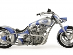intel custom chopper
