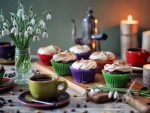 Muffins & Coffee