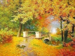 Lovely autumn