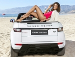 2015 Range Rover Evoque and Model