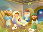Jesus is born!