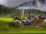 The Austrian Countryside