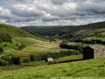 Swaledale, North Yorkshire, England