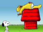 snoopy & homer