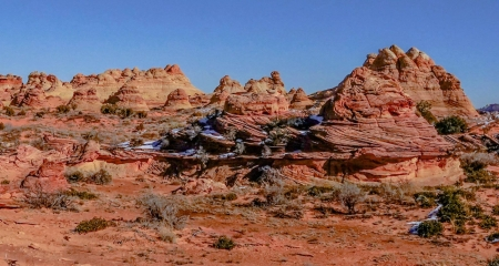 Souch Coyotes Buttes Wilde - fun, desert, cool, nature, mountain
