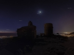 Five Planets at Castell de Burriac
