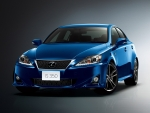 lexus is f five axis project