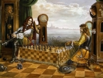 another game of chess