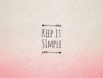 Keep It Simple V.1