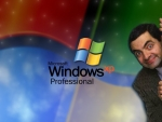 mr bean windows xp professional