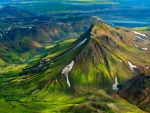 green mountain iceland