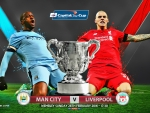 Manchester City - Liverpool Capital One Cup Final 2016