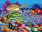 Sea Turtle Cove f