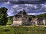 Chateau du Theret, France