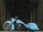 Patina Pan Road King