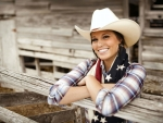 America West Cowgirl........
