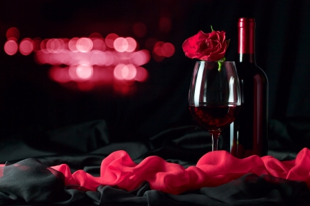 rose amp wine 3d and cg amp abstract background wallpapers