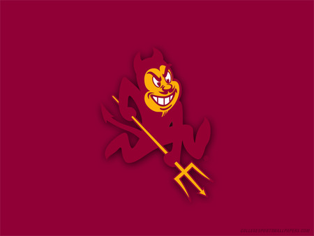 asu logo football sports background wallpapers on