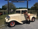 1934 Ford Street Rod Pickup Truck